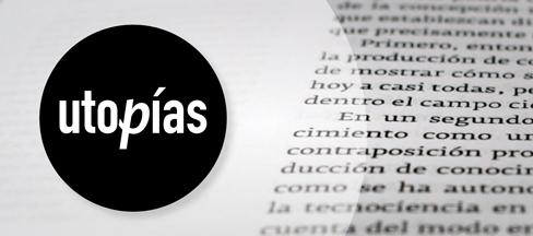 revista Utopías, publicación de la Facultad de Trabajo Social de la UNER
